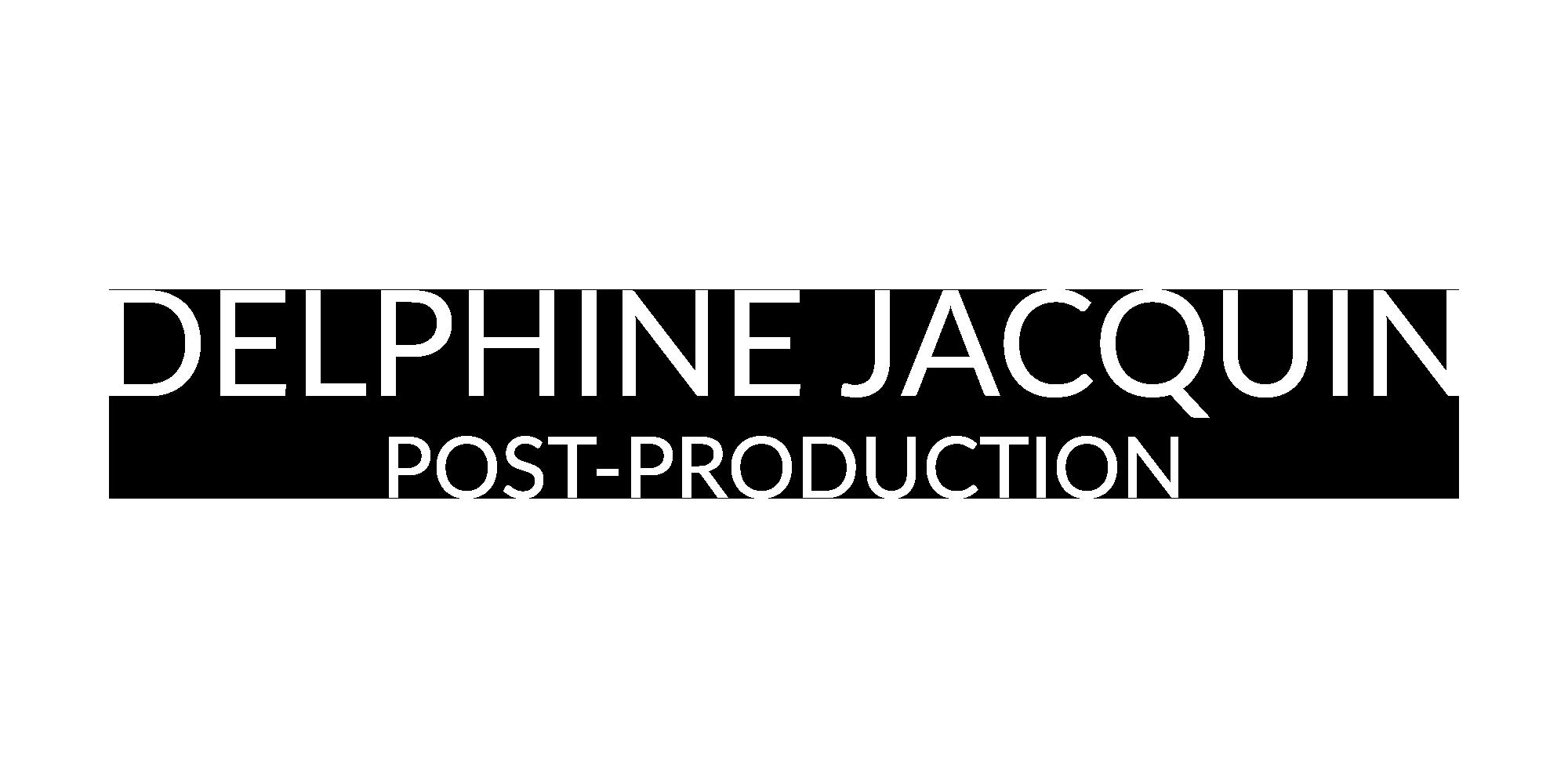 Delphine Jacquin